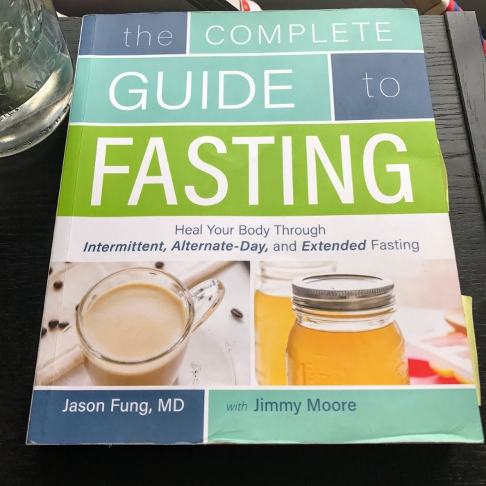 Fasting book review