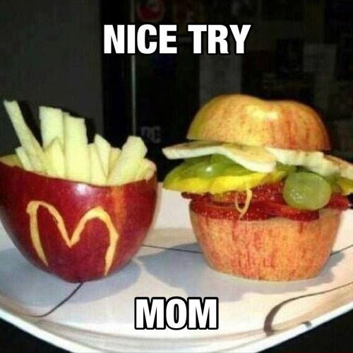 mac apple burger