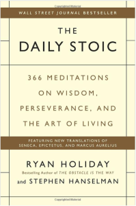 Book - The Daily Stoic