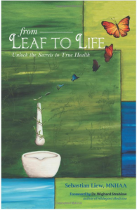 leaf to life book