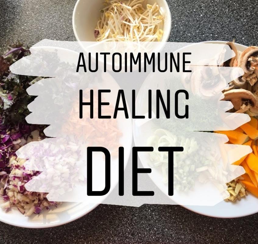 Autoimmune Healing Diet cover